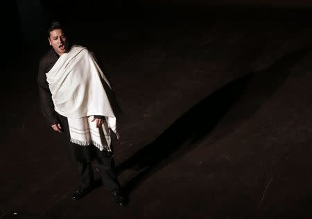 India's lone male tenor aims to sing opera in local key