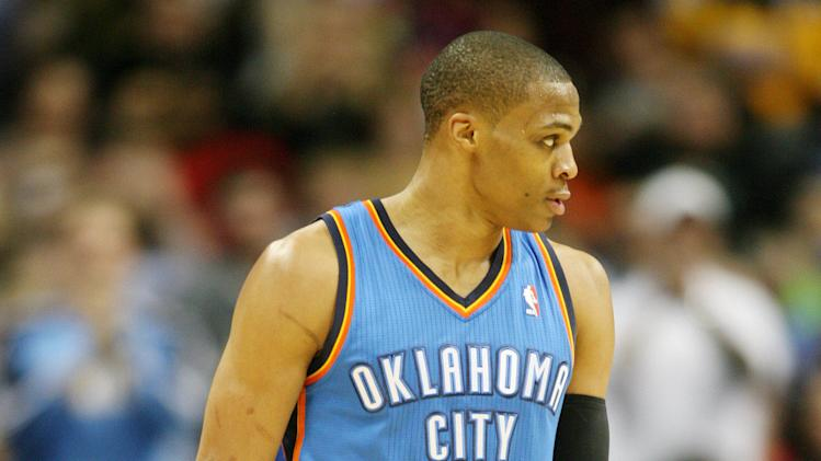 NBA: Oklahoma City Thunder at Denver Nuggets