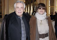 Michel Sardou : Je n&#39;tais pas DSK, mais je n&#39;en tais pas loin