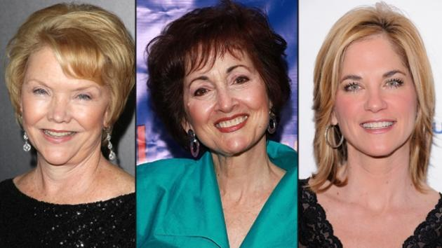 The ladies of 'One Life to Live' -- Getty Images