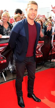 X Factor 2012: Gary Barlow will be in Mallorca for Judges Houses when wife is due to give birth