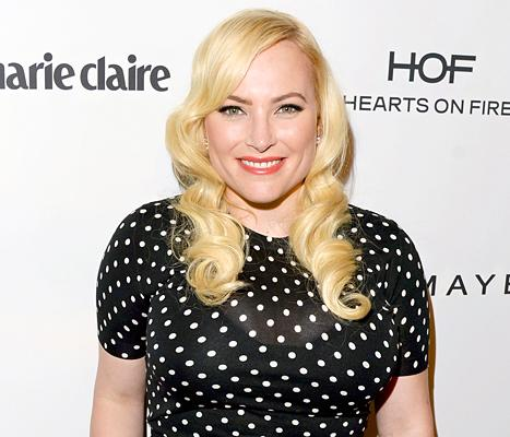 Meghan McCain: 25 Things You Don't Know About Me