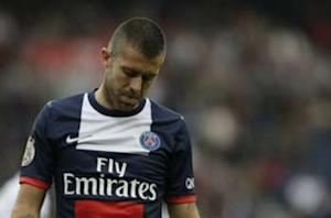 Jeremy Menez: It'd be difficult to stay at PSG