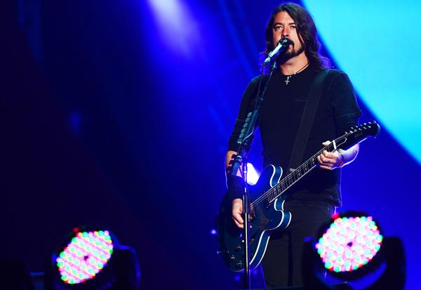 Dave Grohl to Give 2013 SXSW Keynote Speech