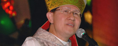Tagle non-papacy a 'blessing in disguise'