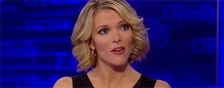 Megyn Kelly's Pepper Spray Comments Spark Backlash