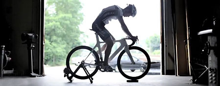 Toyota Prius X Parlee concept bike. (Screen grab courtesy of Toyota USA)