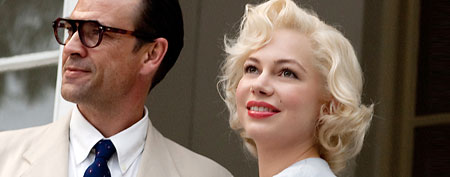"Michelle Williams in ""My Week With Marilyn.""  (The Weinstein Company)"