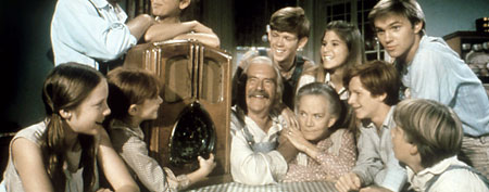 'The Waltons.'  (Everett Collection)