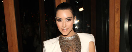 Kim Kardashian at the Dream Downtown on October 28, 2011 in New York City (Bennett Raglin/WireImage)/