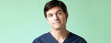 Dr. Mehmet Oz (Sony Pictures Television / Courtesy: Everett Collection)
