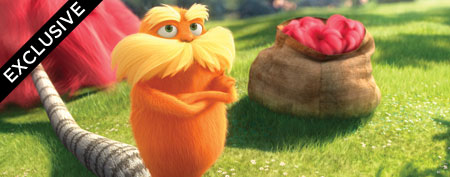 Universal Pictures' Dr. Seuss The Lorax
