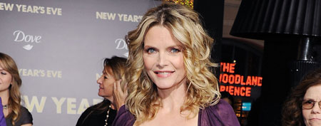 Michelle Pfeiffer attends the Los Angeles premiere of 'New Year's on December 5, 2011 in Hollywood (Steve Granitz/WireImage).