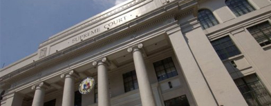Lawyers argue for, against pork before SC