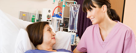 Registered nurse (ThinkStock)