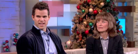 "Kris Humphries (""Good Morning America,"" ABC)"