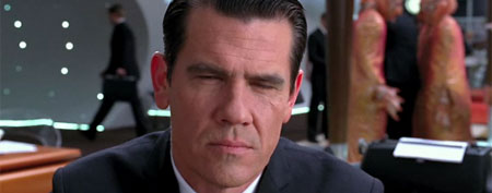 "Josh Brolin in ""Men in Black 3"""