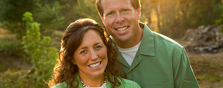 Jim Bob and Michelle Duggar (TLC)