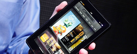 Kindle Fire (AP)