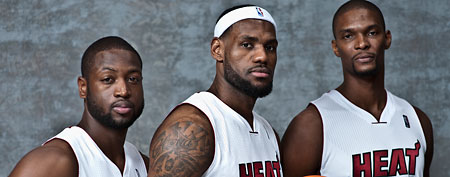 Miami Heat (Getty Images)