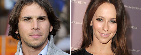 (L-R) Ben Flajnik and Jennifer Love Hewitt (Noel Vasquez/Getty Images; Kevin Winter/Getty Images)
