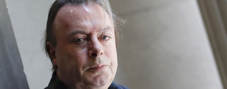 Christopher Hitchens. (REUTERS/Shannon Stapleton)