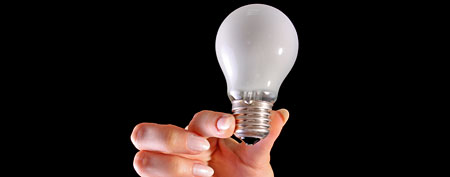 Lightbulb (ThinkStock)