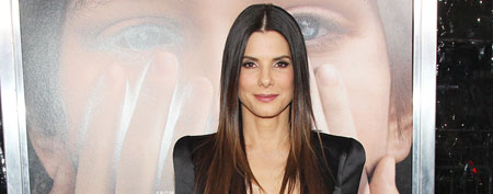 Sandra Bullock attends the 'Extremely Loud & Incredibly Close' New York premiere on December 15, 2011 in New York City (Photo by Rob Kim/FilmMagic).