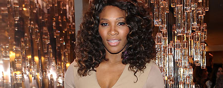 Tennis player Serena Williams attends the Burberry Body Event hosted by Christopher Bailey and Rosie Huntington-Whiteley held at Burberry Beverly Hills on October 26, 2011 in Beverly Hills, California. (Photo by Stefanie Keenan/Getty Images for Burberry)