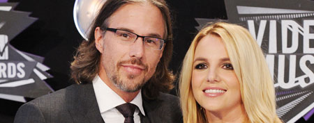 Jason Trawick and Britney Spears (Steve Granitz/WireImage)