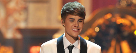 Justin Bieber performs during Christmas in Washington 2011 on December 11, 2011 in Washington, DC (Theo Warg/Wire Image)