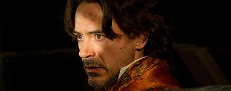 Robert Downey Jr. in 'Sherlock Holmes: Game of Shadows' (Warner Bros. Pictures)