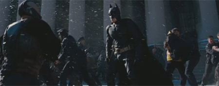"""Dark Knight Rises"" (Warner Bros.)"