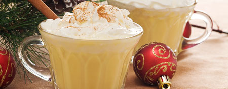 Egg nog (ThinkStock)