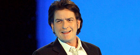 Charlie Sheen (Jeff Kravitz/FilmMagic)