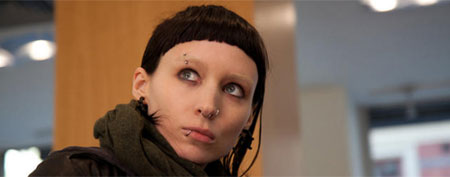 Rooney Mara in Columbia Pictures' The Girl With the Dragon Tattoo – 2011