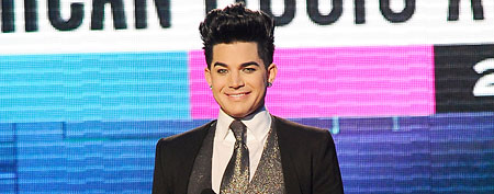 Adam Lambert (Kevork Djansezian/Getty Images)