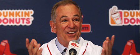 Red Sox manager Bobby Valentine (Getty Images)