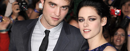 Robert Pattinson and Kristen Stewart (Steve Granitz/WireImage)