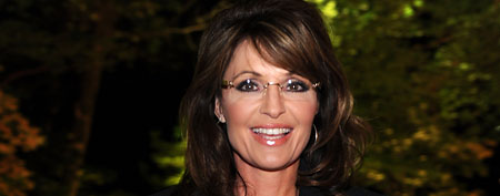 Sarah Palin attends the Bloomberg &amp; Vanity Fair cocktail reception following the 2011 White House Correspondents' Association Dinner at the residence of the French Ambassador on April 30, 2011 in Washington, DC. (Filmmagic)