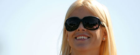 Elin Nordegren (Getty Images)