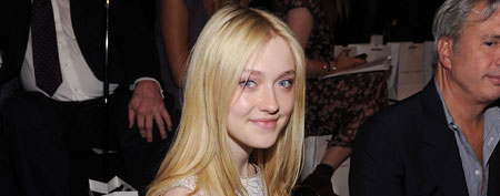 Dakota Fanning (Jamie McCarthy/Getty Images)