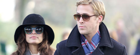 Eva Mendes and Ryan Gosling (Allpix / Splash News)