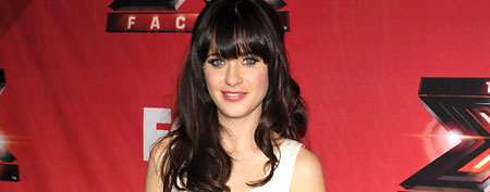 Zooey Deschanel  (Photo by John Shearer/WireImage)