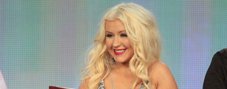 Christina Aguilera (Frederick M. Brown/Getty Images)