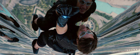 """Mission Impossible."" (Paramount Pictures)"