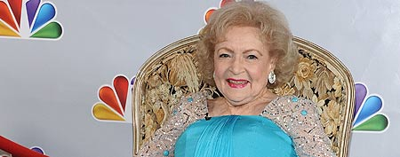 Betty White (Angela Weiss/Getty Images)