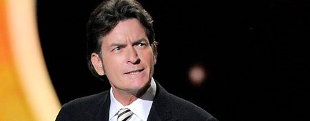 Charlie Sheen (AP Photo/Mark J. Terrill)