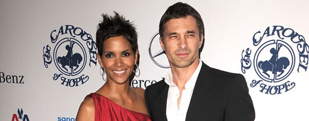Halle Berry and Olivier Martinez (Steve Granitz/WireImage)