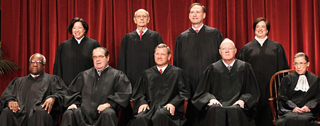 U.S. Supreme Court. (AP)